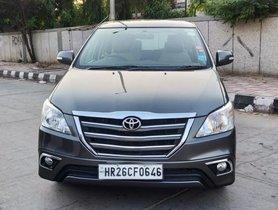 Toyota Innova 2.5 VX (Diesel) 7 Seater BS IV 2014 for sale