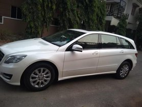2010 Mercedes Benz R Class for sale