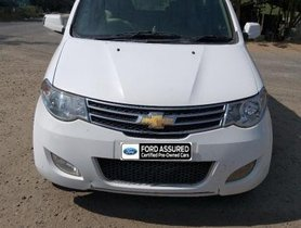 Good as new Chevrolet Enjoy 2015 for sale