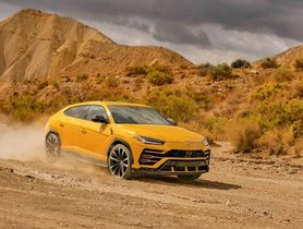 First SUV Lamborghini Urus delivered in India with the price of Rs 4.2 crore