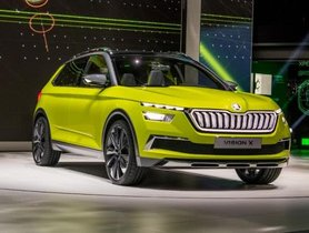 What To Expect From The Skoda Vision X SUV?