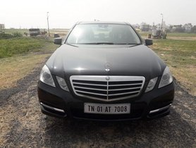 Used Mercedes Benz E Class 2012 for sale at low price