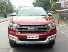Used Ford Endeavour 2.2 Trend AT 4X2 2017 for sale