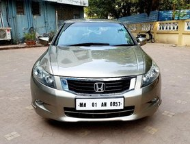 Used Honda Accord 2008 car at low price