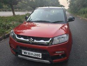 Used 2016 Maruti Suzuki Vitara Brezza for sale