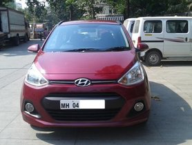 Hyundai Grand i10 AT Asta 2015 for sale