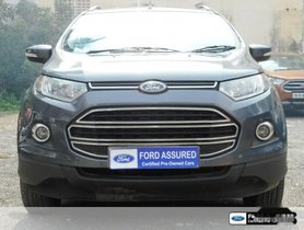 Ford EcoSport 1.5 Diesel Trend Plus 2016 for sale