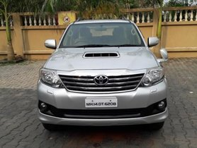 Toyota Fortuner 4x4 MT 2013 for sale