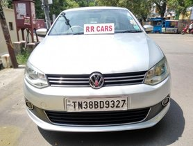 Volkswagen Vento Petrol Highline AT 2010 for sale