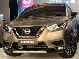 Nissan Kicks Bookings To Open From Dec 14 with Interior Revealed