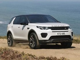 2019 Land Rover Discovery Sport Launched At Rs 44.88 Lakh