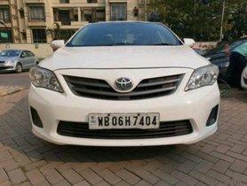 Toyota Corolla Altis 1.8 J 2011 for sale