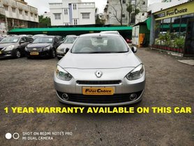 Renault Fluence E2 D 2013 for sale