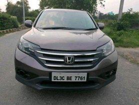 Honda CR-V 2.4 MT 2013 for sale