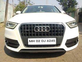 Audi Q3 2.0 TDI Quattro Premium Plus 2014 for sale