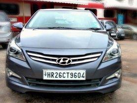 Hyundai Verna SX CRDi AT 2015 for sale