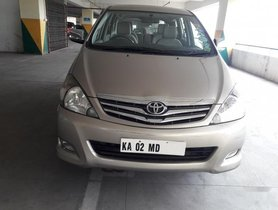 Used Toyota Innova 2009 car at low price