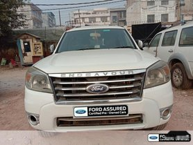 Used Ford Endeavour 3.0L 4X4 AT 2009