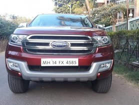 Ford Endeavour 2017 for sale