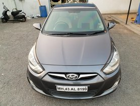 2012 Hyundai Verna for sale at low price