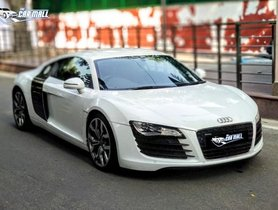 Used 2012 Audi  R8 car at low price