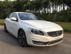 2016 Volvo S60 for sale at low price