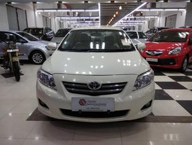 Used Toyota Corolla Altis G 2008 for sale