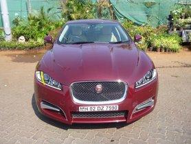 Used Jaguar XF 2.2 Litre Luxury 2015 for sale
