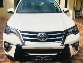 2016 Toyota Fortuner for sale at low price