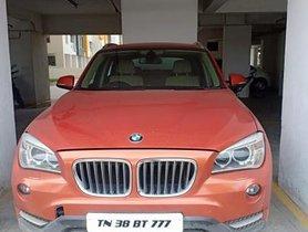 BMW X1 sDrive 20D xLine 2013 for sale