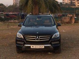 Mercedes-Benz M-Class ML 250 CDI 2013 for sale
