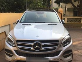 Mercedes Benz GLE 2017 for sale