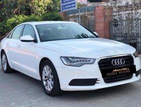 Audi A6 2.0 TDI Premium Plus 2012