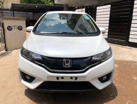 Used Honda Jazz 2016 car at low price