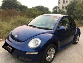 Used Volkswagen Beetle car at low price