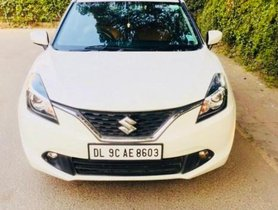Used Maruti Suzuki Baleno 2015 car at low price