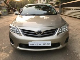 Toyota Corolla Altis 1.8 J 2011 for sale