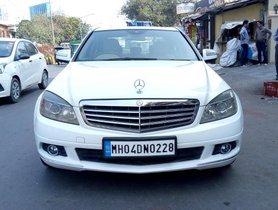 Mercedes Benz C Class 2008 for sale