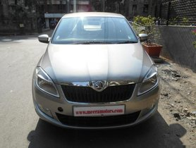 Used Skoda Rapid 2013 car at low price