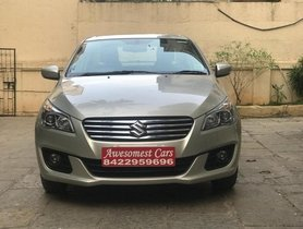 Maruti Ciaz AT ZXi 2015 for sale