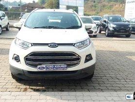 Ford EcoSport 1.5 Diesel Titanium 2013 for sale