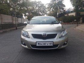 Toyota Corolla Altis Diesel D4DG 2011 for sale