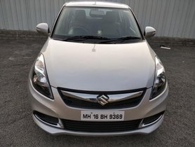2015 Maruti Suzuki Dzire for sale at low price
