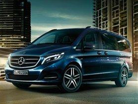 The Spacious Star- Mercedes-Benz V-Class