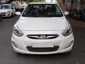 Used Hyundai Verna SX CRDi AT 2014 for sale