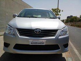 Toyota Innova 2.5 GX (Diesel) 7 Seater 2013 for sale