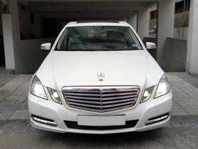 Used Mercedes Benz E Class 2010 for sale at low price