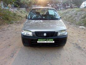 Used 2009 Maruti Suzuki Alto for sale