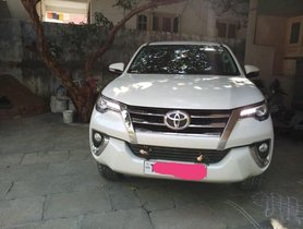 Toyota Fortuner 2.8 4WD AT 2017 for sale