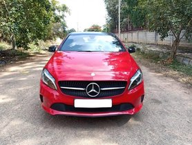 2017 Mercedes Benz A Class for sale at low price